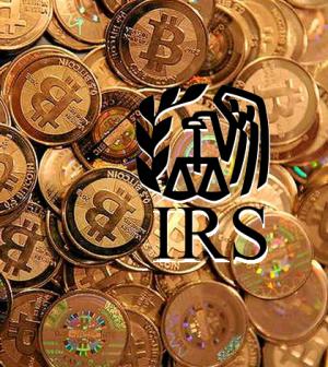 IRS US Treasury taxing bitcoin