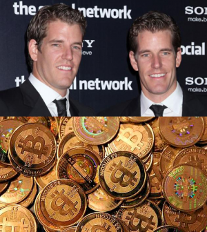 winklevoss twins digital money bitcoin moguls